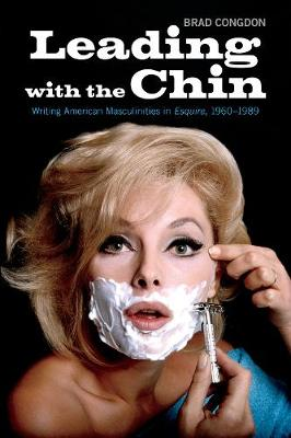 Leading with the Chin: Writing American.. Cover