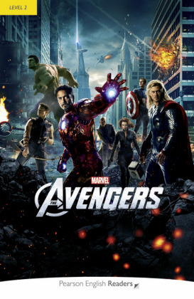 Level 2: Marvel's The Avengers Book & MP3 Pack: Industrial Ecology