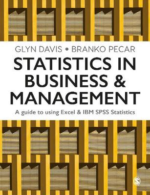 Statistics in Business & Management: A.. Cover