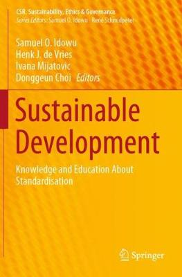 Sustainable Development: Knowledge and Education About Standardisation
