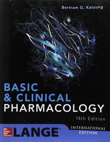 BASIC & CLINICAL PHARMACOLOGY 14E