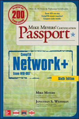 Mcgraw hill abe ips mike meyers comptia netwk certification passport exam fandeluxe Image collections