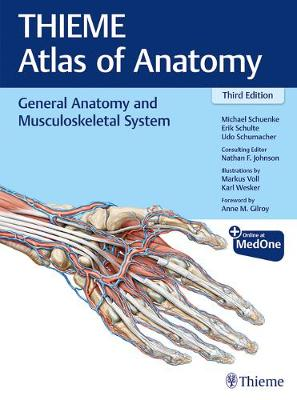 General Anatomy and Musculoskeletal System Cover