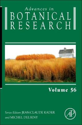 Advances in Botanical Research: Volume 56
