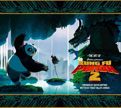 The Art of Kung Fu Panda 2 Cover