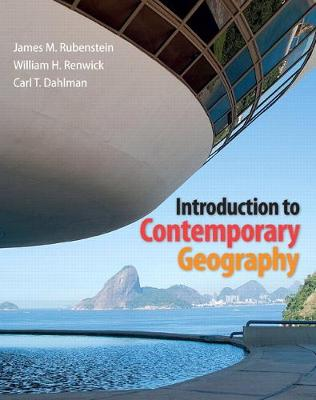 Introduction to Contemporary Geography Cover