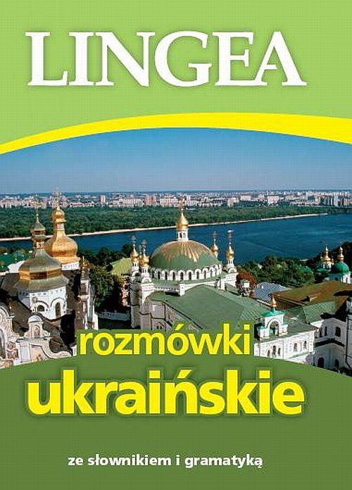 Rozmówki ukraińskie Cover