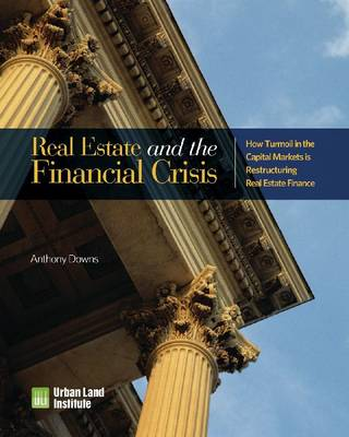 Real Estate and the Financial Crisis Cover