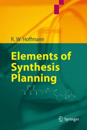 Elements of Synthesis Planning Cover