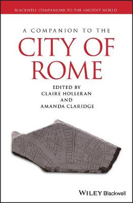 A Companion to the City of Rome Cover