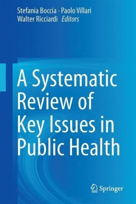 A Systematic Review of Key Issues in.. Cover