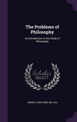 a discussion on the problems in philosophy For this reason, theory of knowledge occupies a larger space than metaphysics  in the present volume, and some topics much discussed by philosophers are.