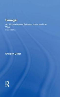 Senegal: An African Nation Between Islam.. Cover