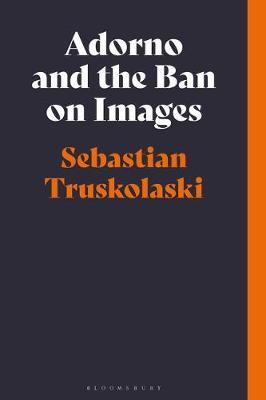 Adorno and the Ban on Images Cover