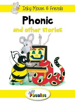 Jolly Phonics Paperback Readers, Level 3.. Cover