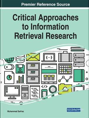 Critical Approaches to Information.. Cover