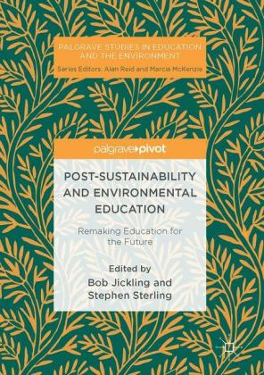 Post-Sustainability and Environmental.. Cover