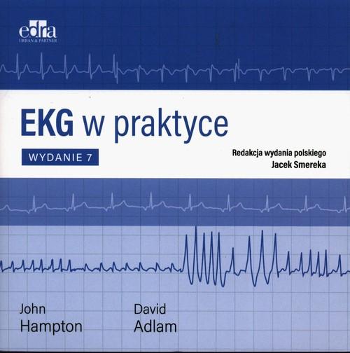 Ekg w praktyce Cover