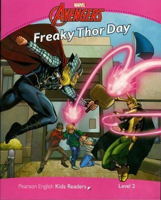 Level 2: Marvel's Avengers:Freaky Thor Day