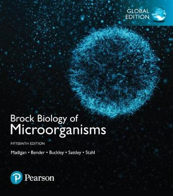 Brock Biology of Microorganisms plus Pearson Mastering Microbiology with Pearson eText, Global Edition