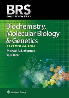 BRS Biochemistry, Molecular Biology, and.. Cover