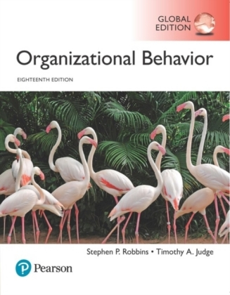 Organizational Behavior, Global Edition Cover