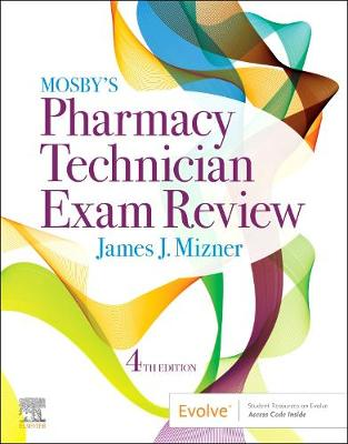 Mosby's Pharmacy Technician Exam Review Cover
