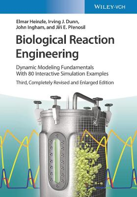 Biological Reaction Engineering Cover