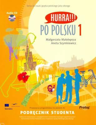 Po polsku 1 Podręcznik studenta + CD