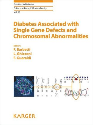 Diabetes Associated with Single Gene.. Cover