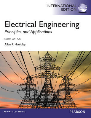 Electrical Engineering:Principles and.. Cover