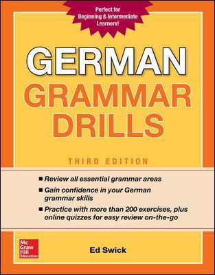 Mcgraw hill abe ips german grammar drills third edition fandeluxe Image collections