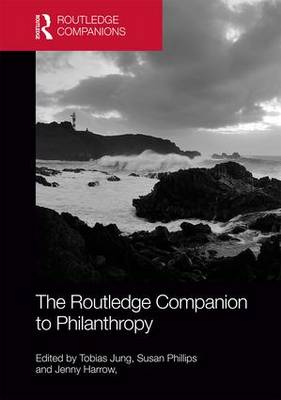 The Routledge Companion to Philanthropy Cover