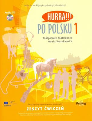 Hurra!!! Po Polsku: Student's Workbook Volume 1