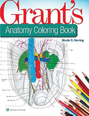 Grant's Anatomy Coloring Book