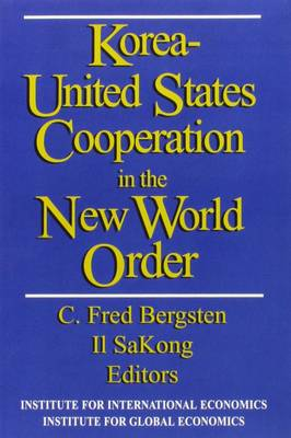 Korea-United States Cooperation in the.. Cover