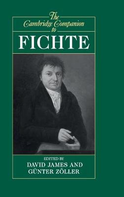 The Cambridge Companion to Fichte Cover