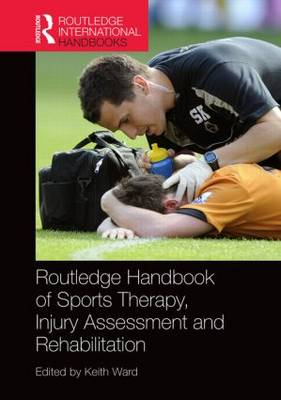 Routledge Handbook of Sports Therapy,.. Cover