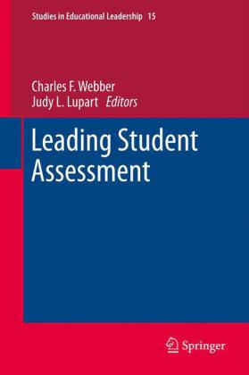 Leading Student Assessment Cover