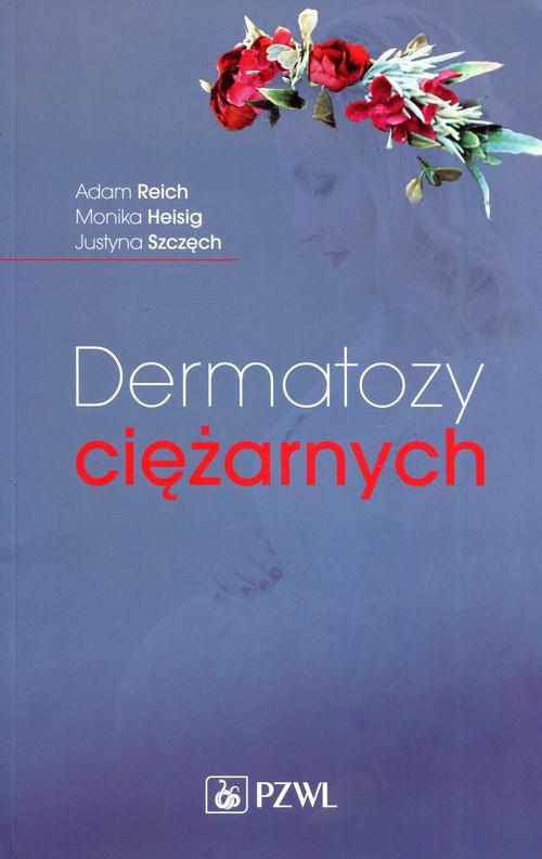 Dermatozy ciężarnych Cover