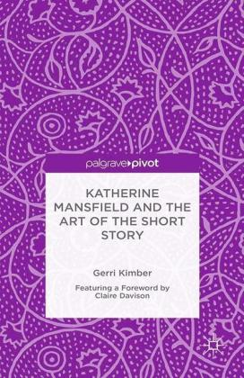 critical essay katherine mansfields short story Katherine mansfield is one of new zealand's most celebrated authors and enjoys  a  eight deceptively simple short stories, in which she pioneered many new   mansfield: a critical essay in 1936—she received only scant critical attention.