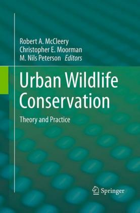 Urban Wildlife Conservation: Theory and Practice