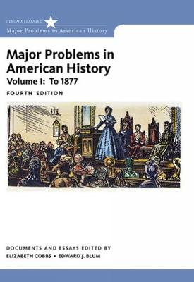 IN MAJOR AMERICAN HISTORY PROBLEMS