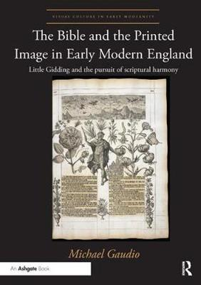 The Bible and the Printed Image in Early.. Cover