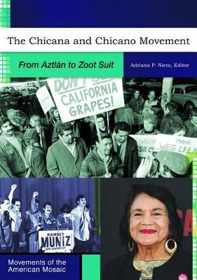 Chicana and Chicano Movement, The: From.. Cover