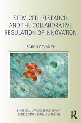 Stem Cell Research and the Collaborative.. Cover