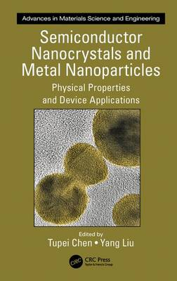 Semiconductor Nanocrystals and Metal.. Cover