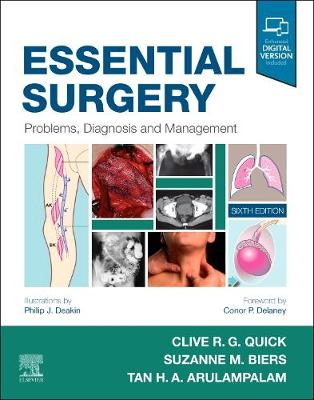 Essential Surgery: Problems, Diagnosis and Management