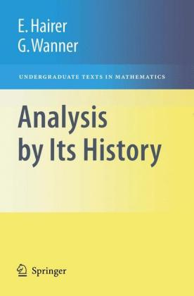 Analysis by Its History
