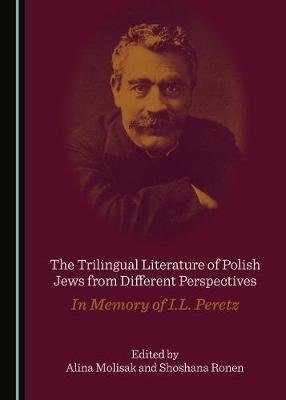 The Trilingual Literature of Polish Jews.. Cover